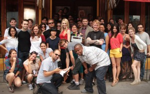 Sure Thing Cast and Crew